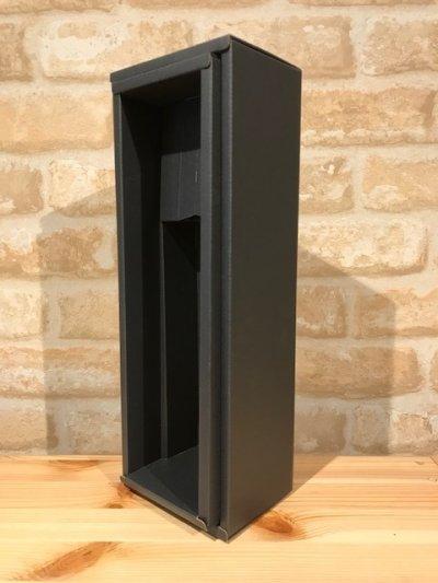 画像1: ギフトBOX ワイン用 1本入 黒