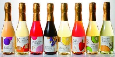 画像1: 【フルーツワイン】 マンダリン 500ml