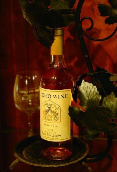 画像1: 【赤ワイン】 巨峰葡萄酒 ルージュ 12% 720ml