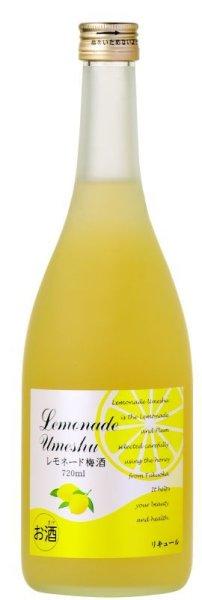 画像1: 【梅酒】 研醸 レモネード梅酒 9度 720ml (1)