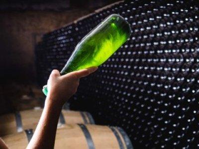 画像3: 【白・辛口・スパークリングワイン】Cà Rovere Blanc de Blanc Brut  MIL.2015 750ml 1本