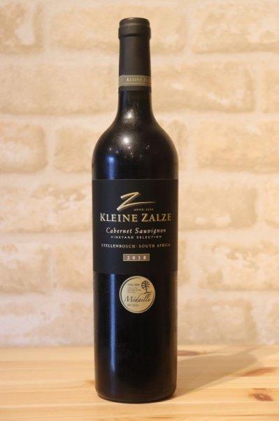 画像1: 【赤・フルボディ】クラインザルゼ ヴィンヤードセレクション・カベルネ・ソーヴィニヨン Kleine Zalze Wines Vineyard Selection Cabernet Sauvignon 750ml/ 南アフリカ (1)